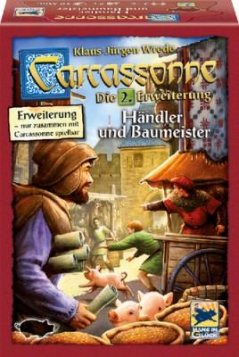Carcassonne Händler und Baumeister 2. Erw.