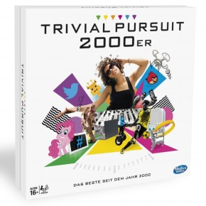 Trivial Pursuit 2000er Edition Quizspiel B-Ware OVP