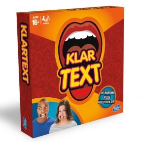 Hasbro Klartext Partyspiel C2018100