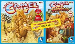 Camel Up + Camel Up Supercup Bundle