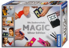 Kosmos Zauberschule Magic Silver Edition B-Ware OVP