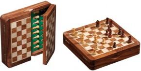 Philos Schachkassette magnetisch 19 x 19 cm