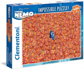Puzzle Disney Pixar Finding DORY Impossible 1000 Teile