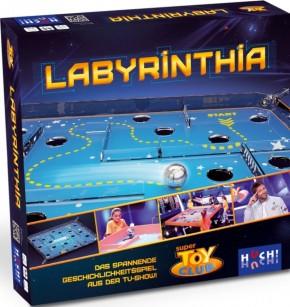 Labyrinthia Geschicklichkeitsspiel