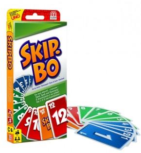MATTEL Skip-Bo Kartenspiel ab7J