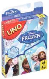 UNO Die Eiskönigin Kartenspiel