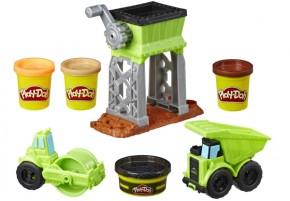 Hasbro Play-Doh Steinbruch Knetspielzeug