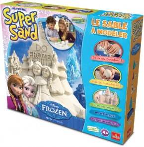 Disney FROZEN Die Eiskönigin Super Sand