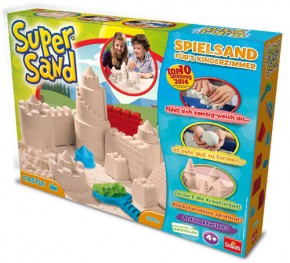 Goliath Super Sand Castle 900 g Modeliersand 83219