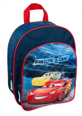 Cars Rucksack mit Vortasche