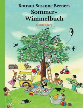 Wimmelbuch Sommer 2+j
