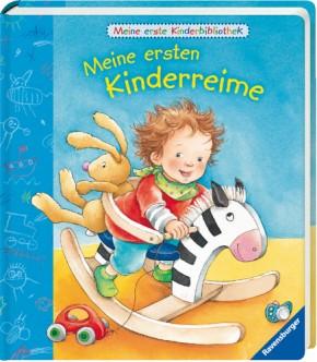 Meine ersten Kinderreime Bilderbuch 12+m