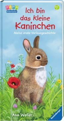 Ravensburger Ich bin das kleine Kaninchen 2+j