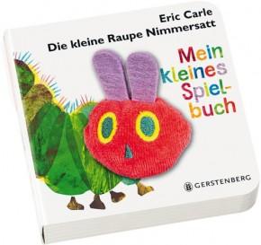 Raupe Nimmersatt  Mein kleines Spielbuch inkl. Fingerpuppe 12+m