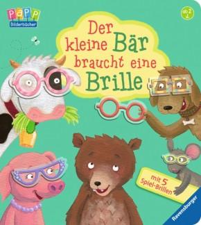 Der kleine Bär braucht eine Brille 2+j