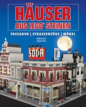 Häuser aus LEGO®-Steinen mit LEGO®-Bauanleitungen
