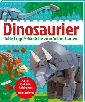 arsEdition Dinosaurier LEGO®-Modelle