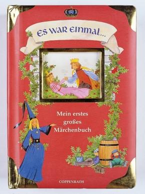 Es war einmal... Mein erstes großes Märchenbuch 3+j