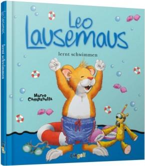 LEO Lausemaus lernt schwimmen 2+j