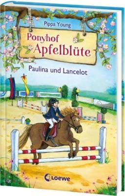 Loewe Ponyhof Apfelblüte 2 Paulina und Lancelot 8+j B-Ware