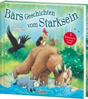 Loewe Bärs Geschichten vom Starksein Sammelband 3+j