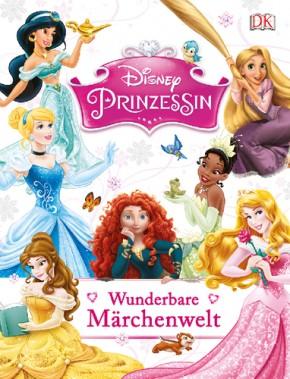 Wunderbare Märchenwelt Disney Märchenbuch 4+j