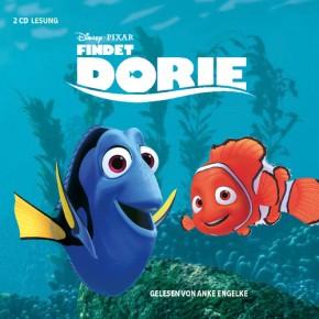 Disney Findet Dory Das Hörbuch 2 CDs 5+j