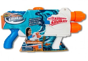 Hasbro E2770EU4 Super Soaker Barracuda ab6J