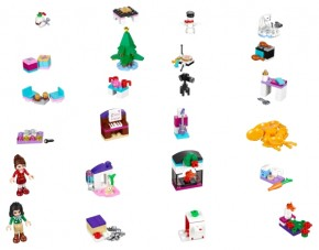 LEGO® Friends 41420 Adventskalender 2020