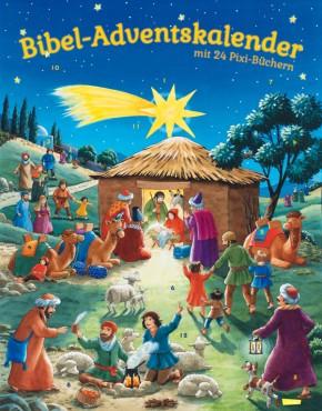 PIXI Adventskalender Bibelgeschichten 2017