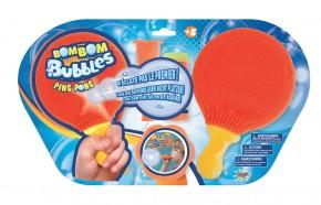 BomBomBubbles Ping Pong Seifenblasenspiel 5+j
