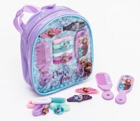Disney FROZEN Eiskönigin Haarschmuckset im Rucksack