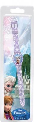Eiskönigin LCD Armband-Uhr mit Strass-Steinen