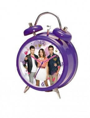 Disney Violetta Quarzwecker  9 cm