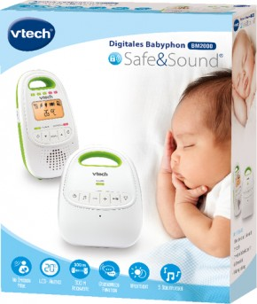 Vtech Babyphon BM 2000 Safe & Sound