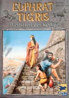 Euphrat und Tigris Kartenspiel B-Ware OVP