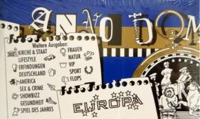 Anno Domini Europa Quiz Quizspiel - Lagerräumung