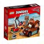 10733 LEGO® Juniors CARS Hooks Schrottplatz