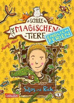 Schule der magischen Tiere - Endlich Ferien 2