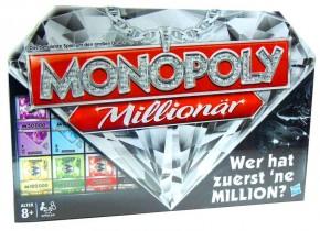 Monopoly Millionär Brettspiel
