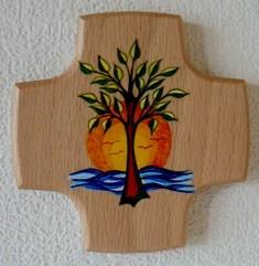 Kinderkeuz Lebensbaum Wasser und Sonne
