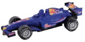 Speed Zone Formel 1 Flitzer Licht & Sound blau 15 cm